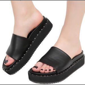 f25fd70db3a Steve Madden Shoes - Steve Madden Jen Slides